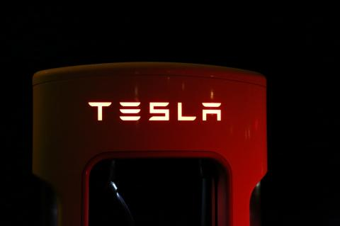 Tesla Charger Installation