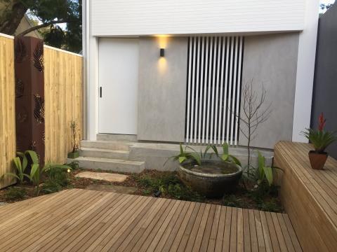 Garden and Outdoor Lighting Installation